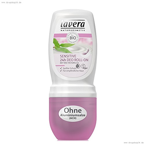 Preisvergleich Produktbild lavera Deo-Roll-on Sensitive (50 ml)