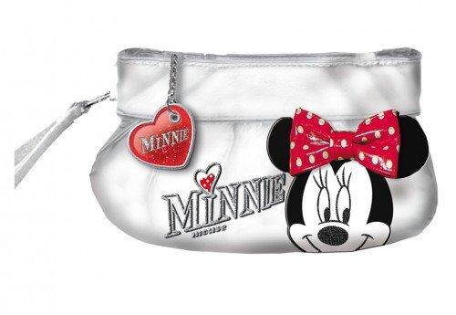U. L. Mini Mouse Tasche, wei? L 22 x B 14 cm