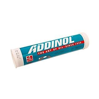 ADDINOL LM2 Fett-Patrone - Mehrbereichsfett bis +140°C, Mineralölbasis, 400g Kartusche