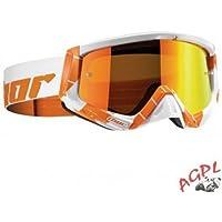 Occhiali di protezione Maschera Thor sniper-orange/blanc-2601–1937