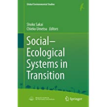 Social-Ecological Systems in Transition