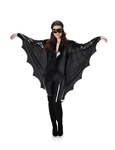 Vampirs-Schläger-Damen-Abendkleid Halloween-gespenstisches Tier-Frauen-Erwachsenenkostüm (Halloween Frauen Outfit)