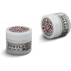 2x Hustle Butter Deluxe 1oz 30ml Tattoopflege - Aftercare Tattoo Creme