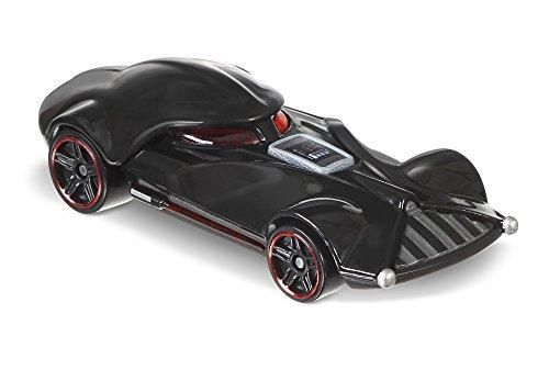 Hot Wheels Star Wars Character Cars 40th New Hope Darth Vader Vehicle