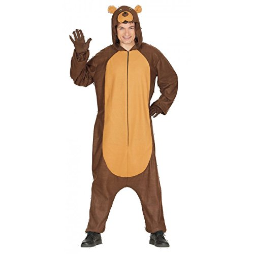 Imagen de disfraz oso hombre m/l