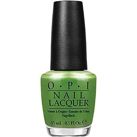 OPI Hawaii Collection Nagellack NLH66 - MY GECKO DOES TRICKS 15 ml (Opi Nagellack Grün)