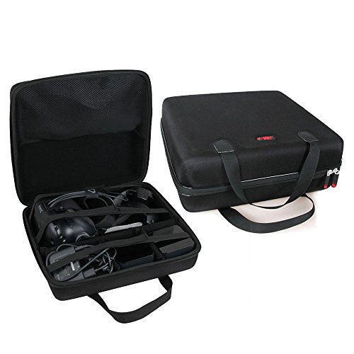 Price comparison product image Hard EVA Travel Case for HTC VIVE - VR Virtual Reality System by Hermitshell