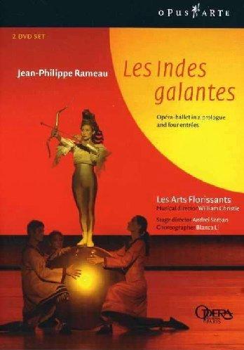 Bild von Jean-Philippe Rameau: Les Indes galantes / Les Arts Florissants, [2 DVDs]