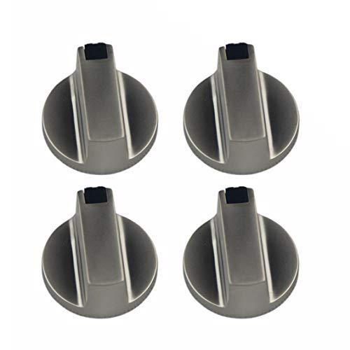 OFKPO 4 Pcs Botones Universal de Interruptor de la Cocina de Gas...