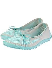 Suchergebnis auf Amazon.de für  Grün - Ballerinas   Damen  Schuhe ... f234845018