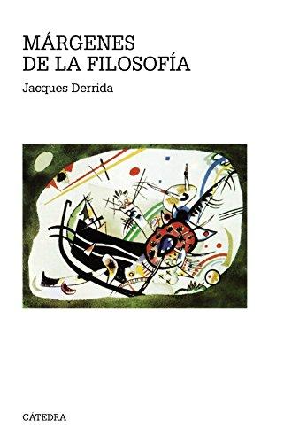 Márgenes de la filosofía (Teorema. Serie Mayor) por Jacques Derrida