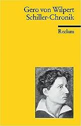 Schiller-Chronik: Sein Leben und Schaffen