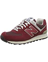 New Balance Mens 574 Lifestyle Mesh Trainers