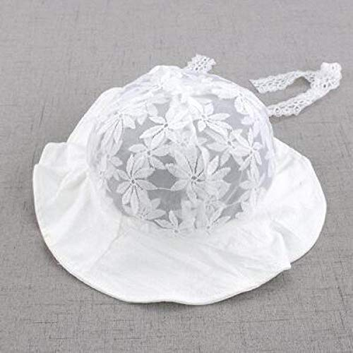 mlpnko BabySonnenhutNew Infant Shade Fisherman Hat Weiß45-50cm