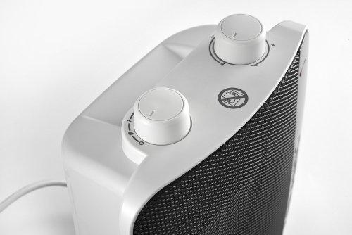 41noirA7npL - De'Longhi DCH6031 Ceramic Fan Heater, White
