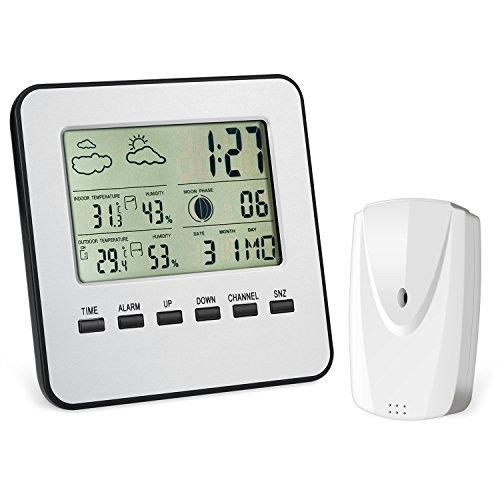 funk-wetterstation-innen-aussen-oriar-digitales-wetterstation-mit-hygrometer-thermometer-wetterprogn