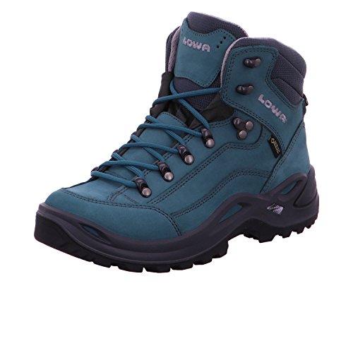 Chaussures 0774 randonnée de montantes Lowa 320945 pour femme pétrole p5nTEq