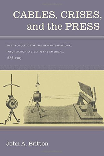 Cables, Crises, and the Press