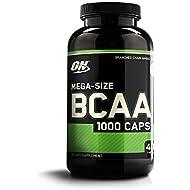 Optimum Nutrition BCAA 1000, 400 Capsules