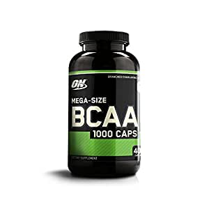 Optimum Nutrition BCAA 1000, 400 Capsules