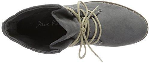 Jane Klain 251 109, Bottines Chukka femme Gris (Jeans)