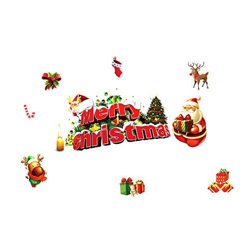Vinilo decorativo de Navidad