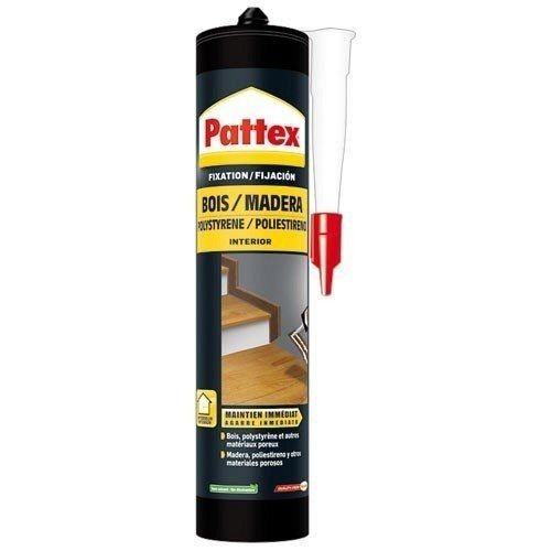 pattex-1813678-colle-forte-rationnelle-pour-bois-polystyrene-380-g
