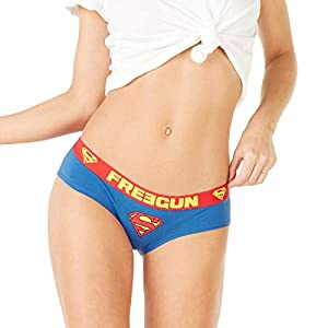 FREEGUN Talla S, DC Comics-Superman/Superwoman,