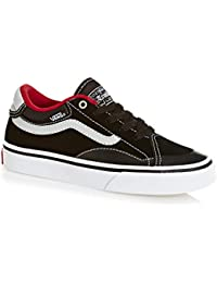 17be74288 Vans Kids Suede TNT Advanced Prototype -Fall 2018-(VN0A3TLDBWT1) - Black