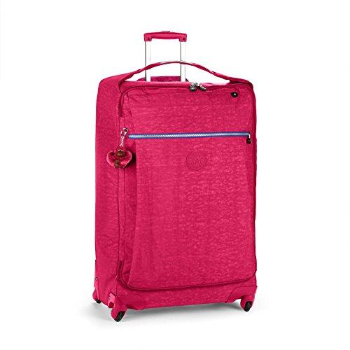 Kipling - DARCEY L - 89 Litri - Trolley - Flamb Pink Ink - (Rosa)