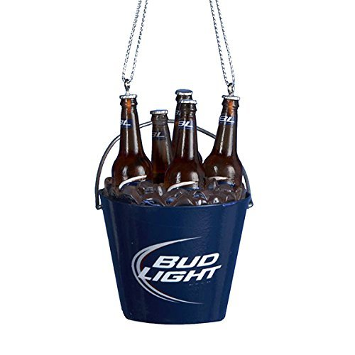 kurt-adler-bud-light-bottles-in-bucket-cooler-christmas-ornament-by-kurt-adler