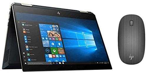 HP Spectre x360 13-ap0121TU (8th Gen Intel Core i5-8265U/8GB/256GB SSD/Win 10 Pro/MS Office) & Spectre Bluetooth Mouse