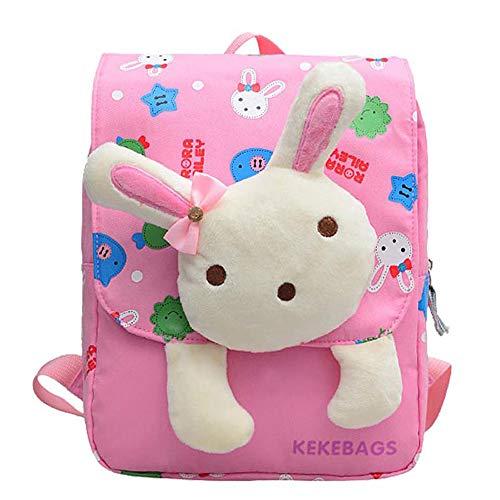 (Damentasche Rucksack für Mädchen: Fun & Funky School Rucksack Tasche für Kinder. Tolles Geburtstagsgeschenk/Geschenkidee für Mädchen. (Blau))
