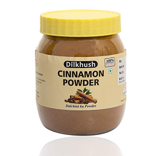 Cinnamon Powder 100 gm (3.52 OZ) By Dilkhush Fruit Cookie Jar