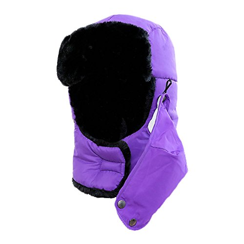 alaix-sport-ski-cyclisme-dhiver-chapka-en-fausse-fourrure-anti-poussiere-anti-vent-chaud-chapeau