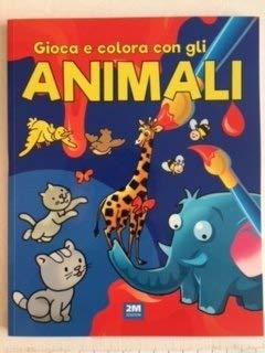 Gioca e colora con gli animali