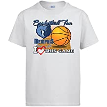 Camiseta NBA Memphis Grizzlies Baloncesto Basketball Fan I Love This Game