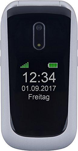 "Image of Beafon Handy im Klappdesign ""SL690"" (Bluetooth) Silber"