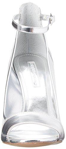 BCBGeneration, Scarpe col tacco donna Silver/Multi