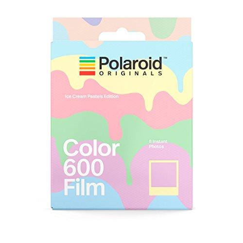 Polaroid Originals - 4847 - Sofortbildfilm Farbe 600 Ice Cream Pastels Limited Edition