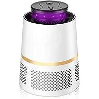 Cubierta, 360deg;La luz UV de atracción del asesino del mosquito de la lámpara, lámpara recargable del asesino del mosquito USB, Ultimate recargable de energía LED, for interiores y exteriores, mosqui