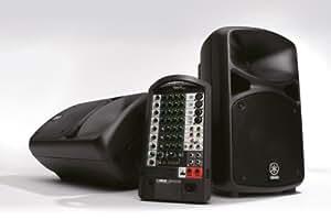 Sonorisations portables YAMAHA STAGEPAS 600I 2X340W