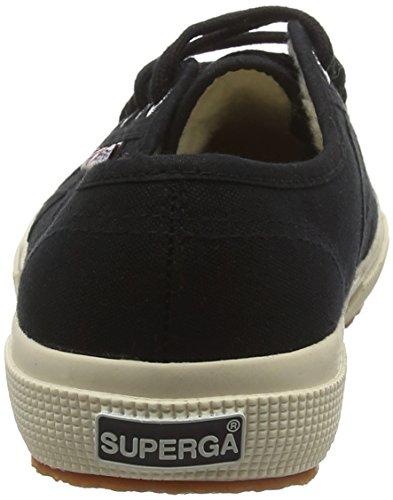 Superga2750 Cobinu - Scarpe da Ginnastica Basse Unisex adulti Black (999 Black)