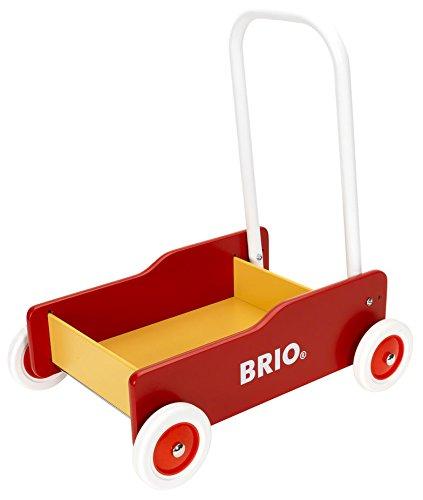 Brio 31350 - Lauflernwagen rot-gelb - 2