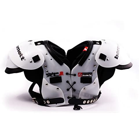 football shoulder pads for junior/youth VISION JR barnett, size L