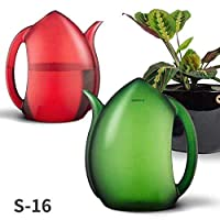 AELTD 1.5L candy color watering can egg pot, watering can, gardening watering pot, plant watering can