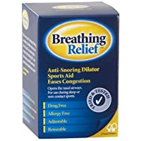 BREATHING RELIEF NASAL DILATOR SET. REUSABLE ANTI SNORING CLIPS. 1 SMALL PLUS 1 MEDIUM DILATOR by Oxyvita Ltd preisvergleich bei billige-tabletten.eu