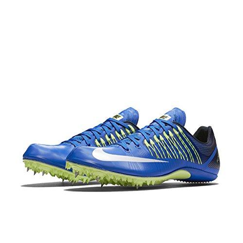 Nike Unisex-Erwachsene Zoom Celar 5 Turnschuhe Azul / Naranja / Verde (Racer Blue / Ttl Crmsn-Brly Vlt)