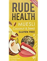 Rude healt Coconut and Seed Muesli, 500 g