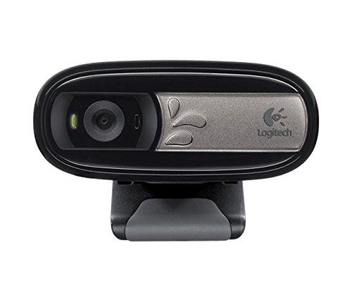 Logitech C170 Webcam schwarz
